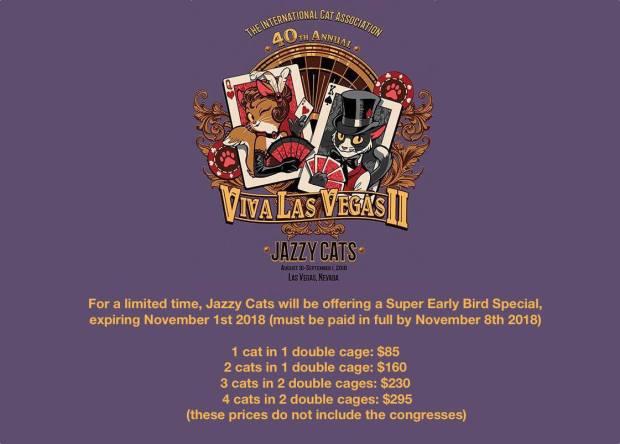 JazzyCats Las Vegas 2019